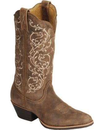 Twisted X Women's Western Boots - Brown