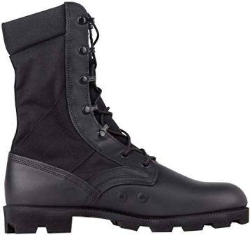 "Maelstrom Commando 9"" Military Boot"