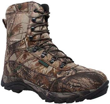 AdTec 10″ Real Tree 800g Men's Boot