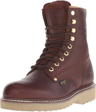 AdTec Men's 8 Inch Farm Boot