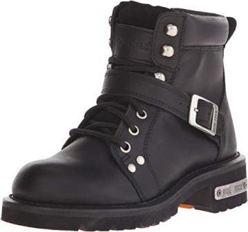 AdTec Women's 6″ Zipper Work Boot