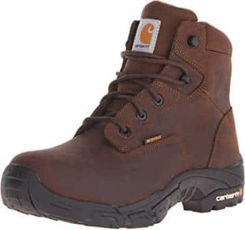 CARHARTT 6-INCH NON-SAFETY TOE WORK BOOT