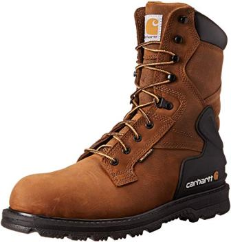 CARHARTT 8-INCH NON-SAFETY TOE WORK BOOT