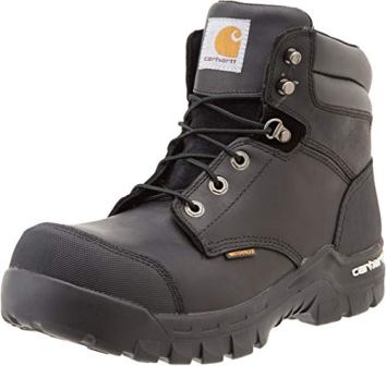 CARHARTT RUGGED FLEX 6-INCH COMPOSITE TOE WORK BOOT STYLE #CMF6371