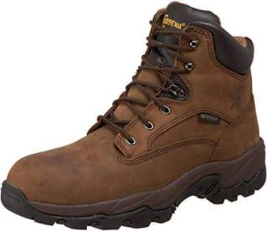 CHIPPEWA 6-INCH WATERPROOF COMP-TOE BOOTS