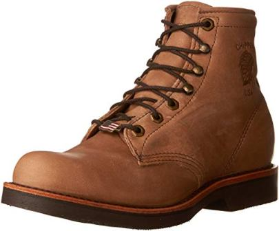 CHIPPEWA LACE-UP BOOTS FOR MEN