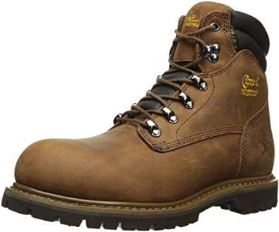 CHIPPEWA WATERPROOF INSULATED COMP-TOE BOOTS