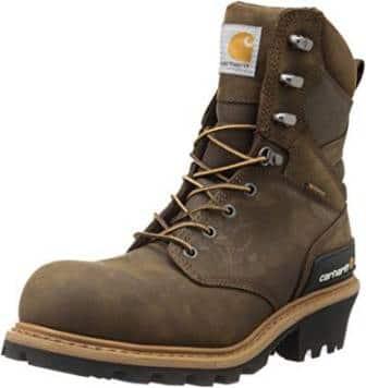 Carhartt Men's 8-inch Logger Boot CML8360