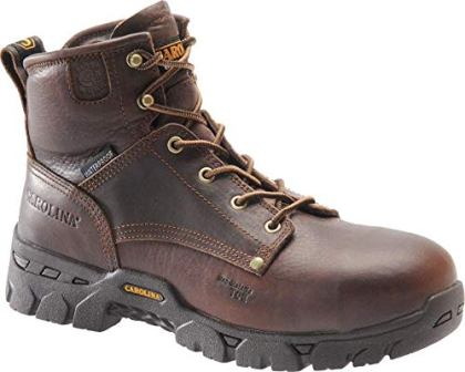 Carolina Men's 6″ Waterproof Composite Toe Work Boot