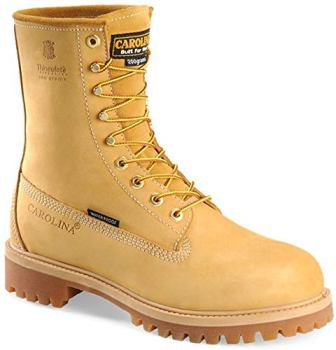 Carolina Waterproof 200 Gram Thinsulate Work Boot