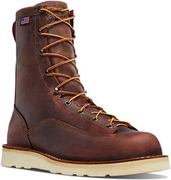 Danner Men's Bull Run 8-Inch BRN Cristy Work Boot