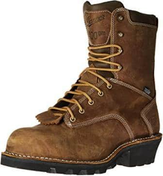 Danner Men's Logger 8-inch 400G Nmt Work Boot