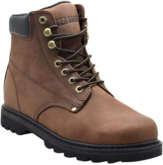 "EVER BOOTS ""Tank Men's Oil Full GrainWork Boots"