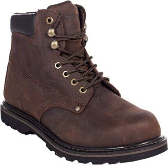 "EVER BOOTS ""Tank S"" Men's Steel Toe Work Boot"
