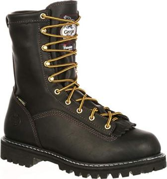 Georgia Boot Lace-To-Toe Gore-Tex Work Boot