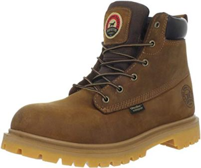 Irish Setter Men's 83613 6″ Waterproof Work Boot