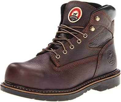 Irish Setter Men's 83624 6″ Farmington Steel Toe Work Boot