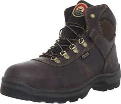 Irish Setter Men's Ely 83617 6″ Work Boot