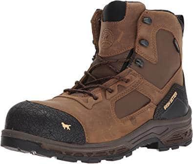 Irish Setter Work Men's Kastoa 6″ Safety Toe Work Boot