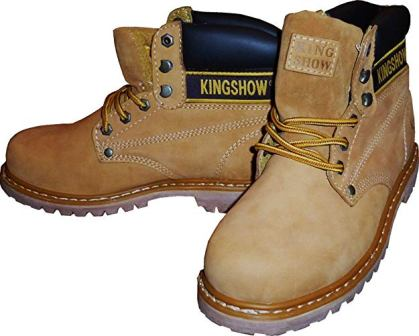 Kingshow 8036 Men's Genuine Leather