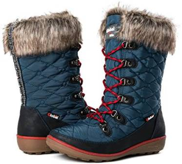 Kingshow Globalwin Winter Snow Boots