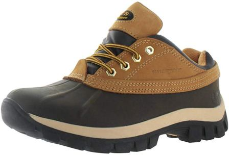 Kingshow Men's Waterproof Duck Boots