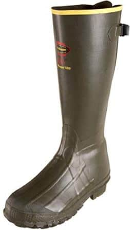 "LaCrosse 18"" Burly Trac-Lite Hunting Boot"