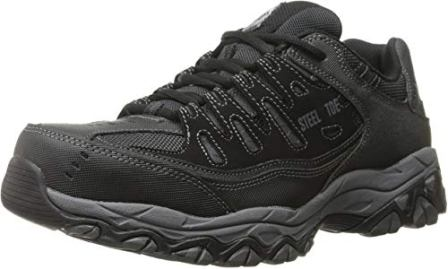 Skechers for Work 77055 Cankton Athletic Work Sneaker