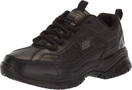 Skechers for Work Men's 76759 Soft Stride Galley Work Boot