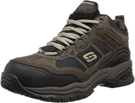 Skechers for Work Men's Soft Stride Canopy Work Boot