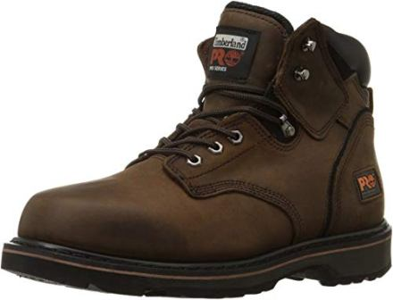 Timberland PRO Men's 6″ Pit Boss Soft Toe