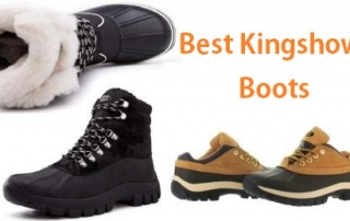 Top 10 Best Kingshow Boots in 2019 Reviews
