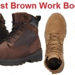 Top 15 Brown Work Boots in 2020 - Complete Guide & Reviews
