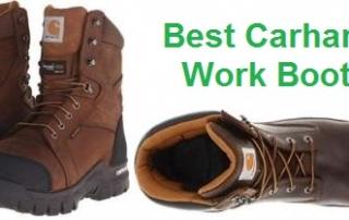 Top 15 Best Carhartt Work Boots in 2019