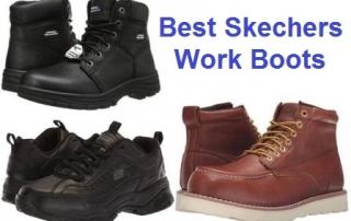 Top 15 Best Skechers Work Boots in 2019