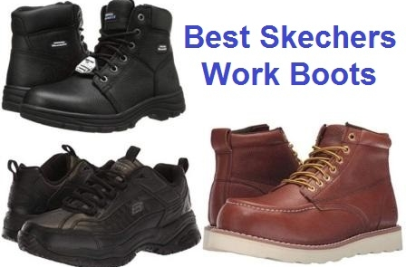 Top 15 Best Skechers Work Boots in 2019