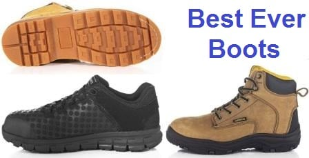 Top 7 Best Ever Boots in 2019