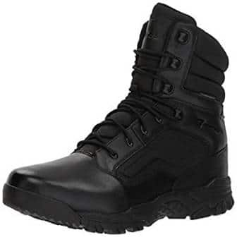 Bates Men's 8-inch Siege Side Zip Tactical Boots