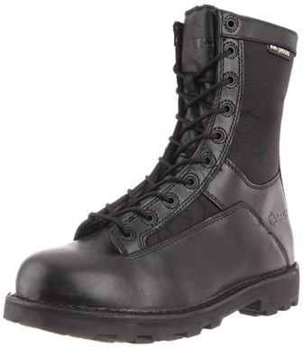 Bates Men's Durashocks Lace-to-Toe Work Boot