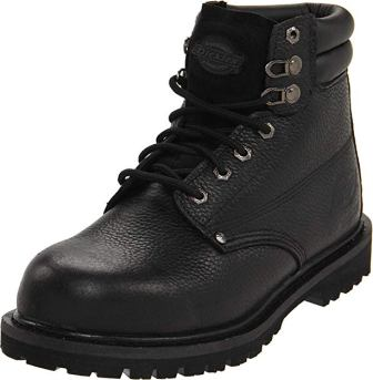 Dickies Raider Steel-Toe Work Boot