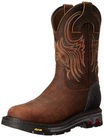 Justin Boots Men's Commander X-5 WK2108 Work Boots