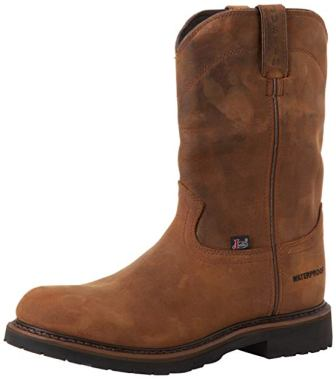 Justin Men's Worker II Work Boots