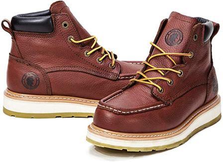ROCKROOSTER AP360 WALKER Work Boots for Men with Soft Toecap