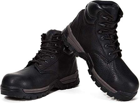 ROCKROOSTER AT697 DELLEKER Men's Work Boots with Composite Toecap