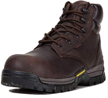 ROCKROOSTER AT697 THOMASTON Work Boots for Men with Composite Toecap