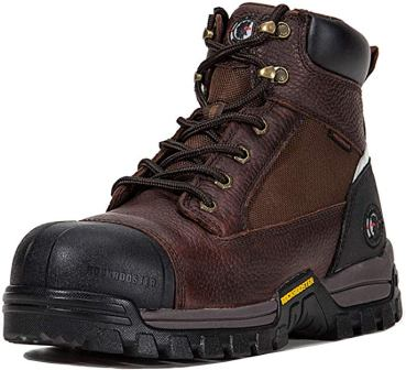 ROCKROOSTER AT872 DAVISTON Work Boots for Men with Composite Toecap