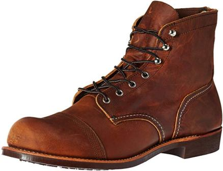 Red Wing Engineer Boot with Steel Toe (Style 2972)