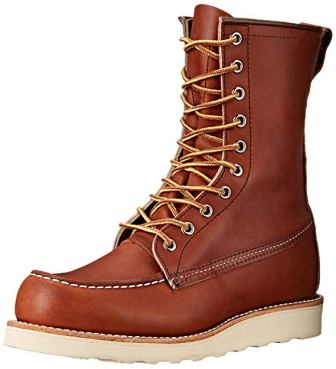 Red Wing Heritage 8-inch Classic Moc Boot (Style 8830)