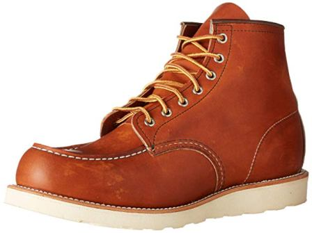 Red Wing Heritage Classic Moc 6-inch Boot (Style 875)