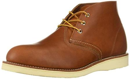 Red Wing Heritage Work Chukka Boot (Style 3140)